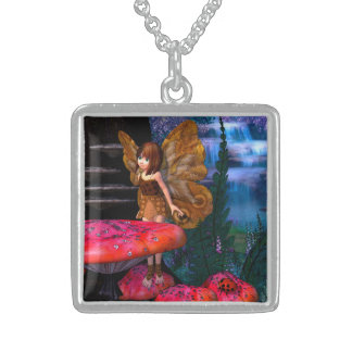 Fairy Glen Personalized Necklace