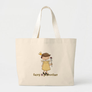 Fairy Godmother Tote Bags