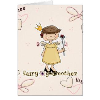 Fairy Godmother Cards
