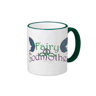 Fairy Godmother Design Mugs