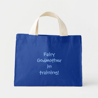 Fairy Godmother in training! Tote Bag