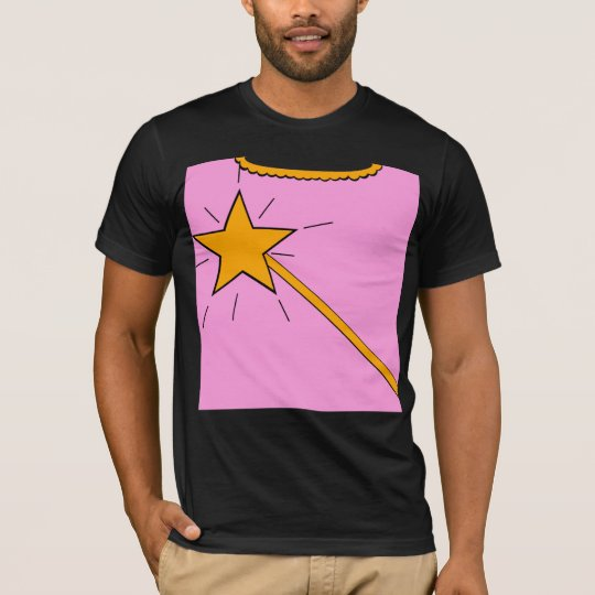 Fairy Godmother With Magic Wand Costume Tee