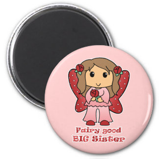 Fairy Good Big Sister Magnet