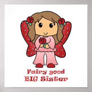 Fairy Good Big Sister Poster