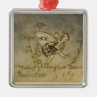 Fairy, illustration from 'A Midsummer Night's Drea Christmas Ornament