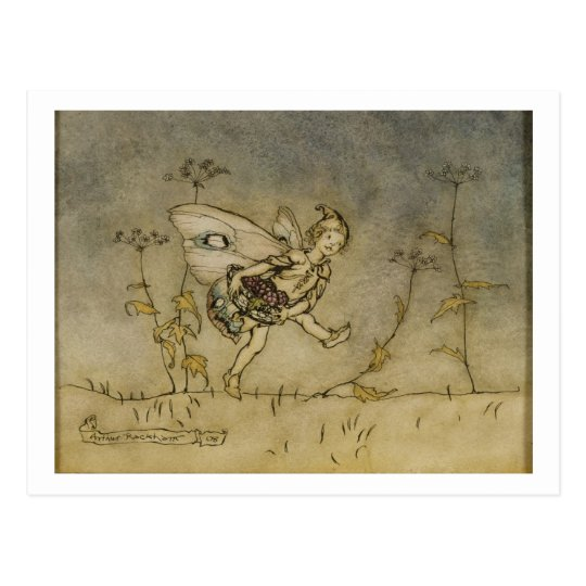 Fairy, illustration from 'A Midsummer Night's Drea