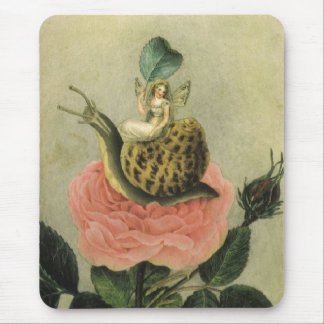 Fairy in a Garden, Mouse Pad