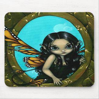 """""""Fairy in My Window"""" Mousepad"""
