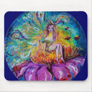 FAIRY IN THE NIGHT MOUSE PAD
