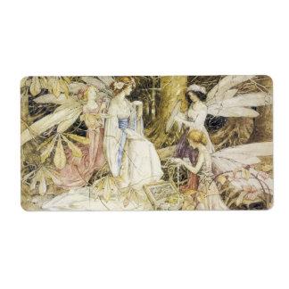 Fairy Jewels stickers