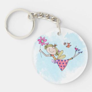 Fairy Key Chain