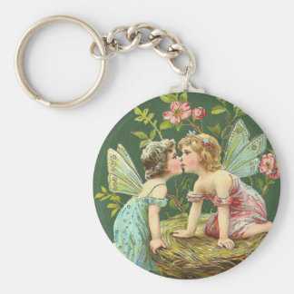 Fairy Kiss (Key Chains) Key Ring