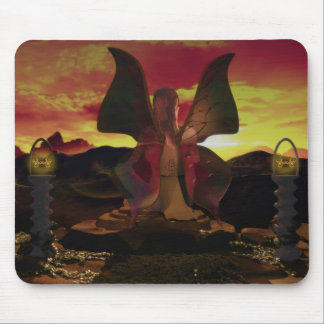 Fairy Lady Mouse Pad