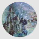 Fairy Land Castle Sticker