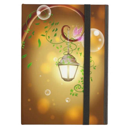 Fairy Lantern iPad Air Cover
