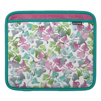 Fairy Leaf Pattern iPad Sleeve
