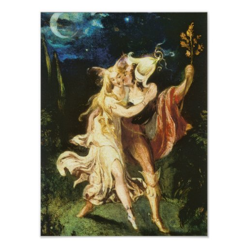 Fairy Lovers Poster