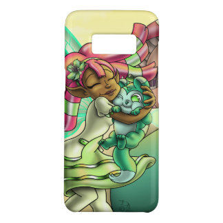 Fairy Loving Samsung Galaxy S8 Case