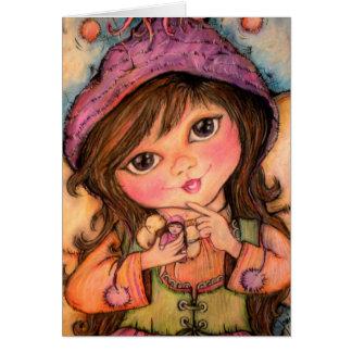 Fairy Magic and Fun Greeting Card