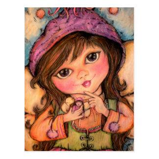 Fairy Magic and Fun Postcard