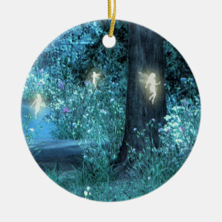 Fairy magic Christmas Ornament