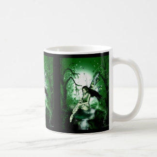 Fairy Magic Green Coffee Mug