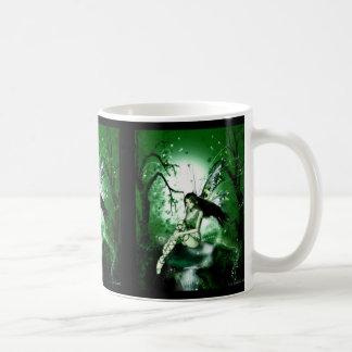 Fairy Magic Green Coffee Mugs