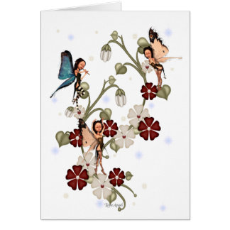 Fairy Magic Greeting Cards