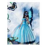 Fairy Masquerade Ball Post Card