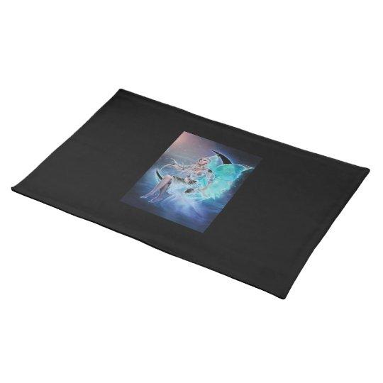 fairy moon place mats