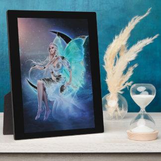 fairy moon plaque