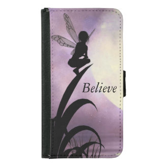 Fairy Moonlight believe iPhone and Galaxy Wallet