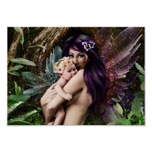 Fairy Mother Poster