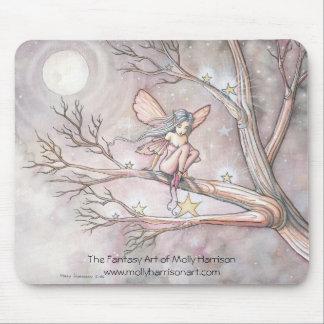 Fairy Mousepad 'Tree of Stars' by Molly Harrison