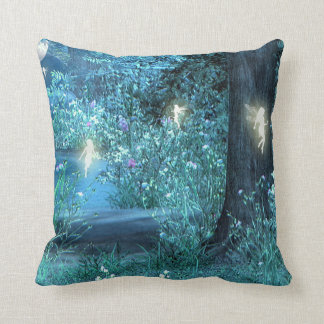 Fairy night magic pillow