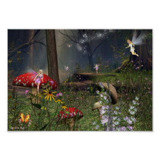 Fairy night poster