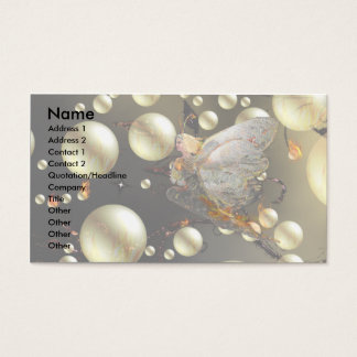 Fairy of Fire! Business Card