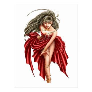 Fairy of Grace Postcard