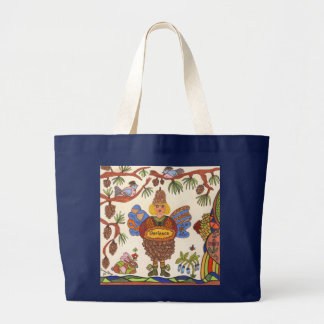 FAIRY OF PATIENCE JUMBO TOTE BAG