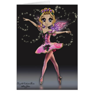 Fairy of the Enchanted Garden Greeting Card