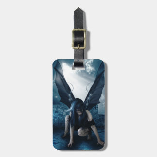 Fairy of the Odd Luggage Tag