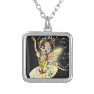 Fairy of the Songbirds Necklace