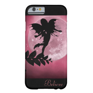 Fairy pink moon glow phone cases barely there iPhone 6 case