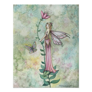 Fairy Poster by Molly Harrison Fantasy Art