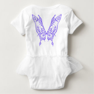 Fairy Princess Baby Bodysuit
