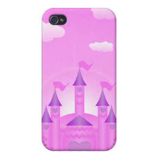Fairy Princess Castle iPhone 4/4S Cases