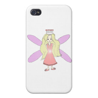 Fairy Princess iPhone 4/4S Case