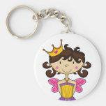 Fairy Princess Keychain