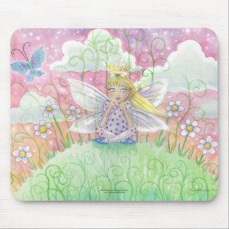Fairy Princess Mousepad by Molly Harrison