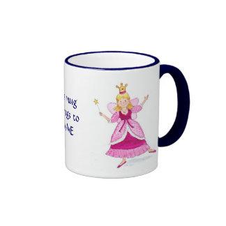 Fairy Princess Mug to Personalise